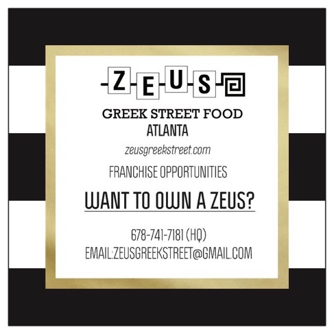 zeus greek street franchising